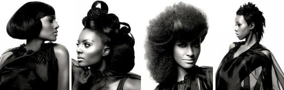 Etniska frisyrer