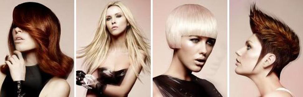 Trendiga frisyrer