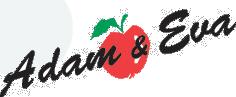 Adam & Eva logga